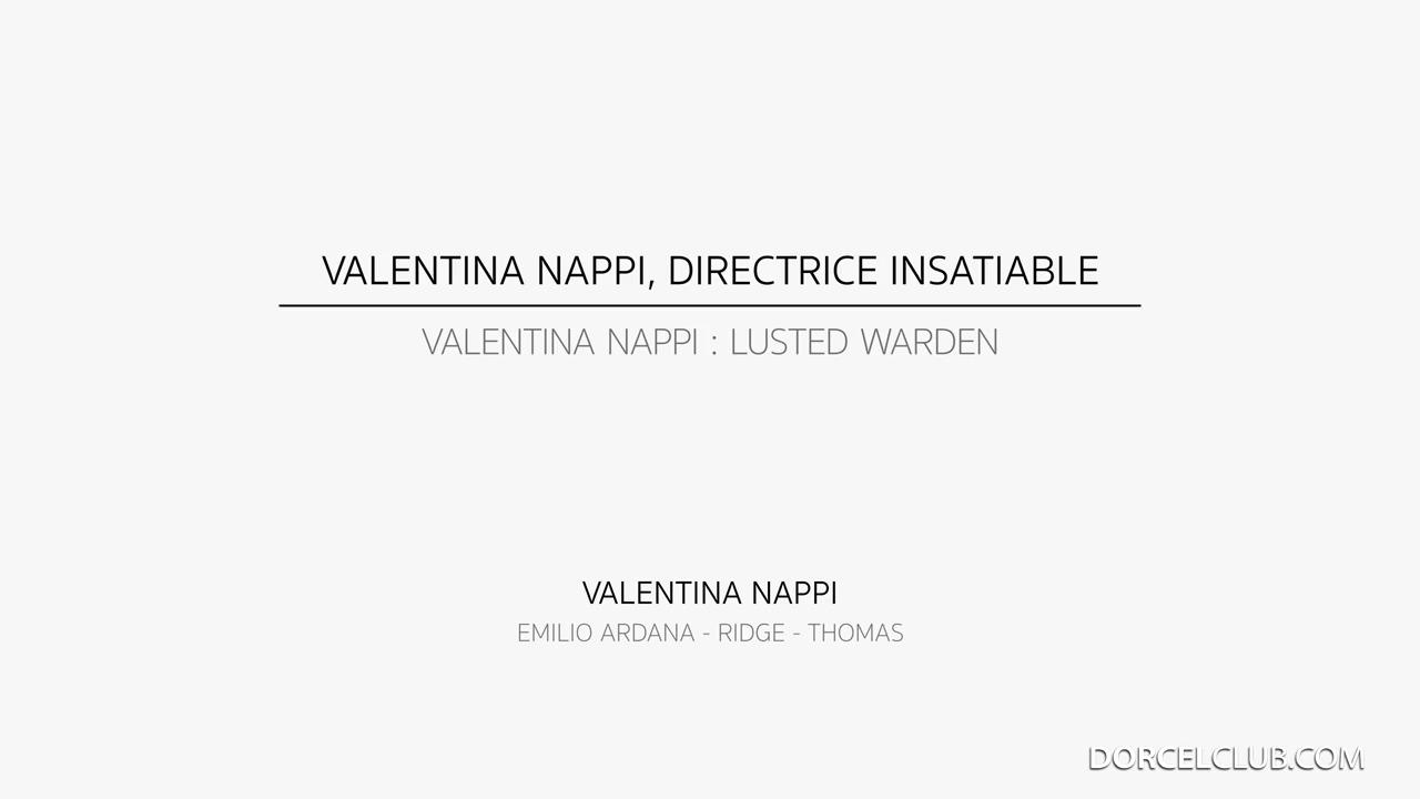 Valentina Nappi - развратная госпожа