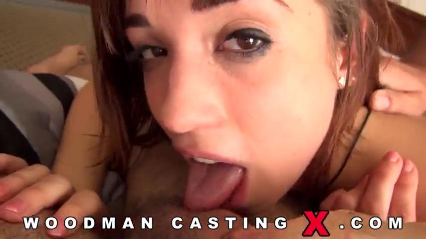 Tina Hot в гостях у Вудмана