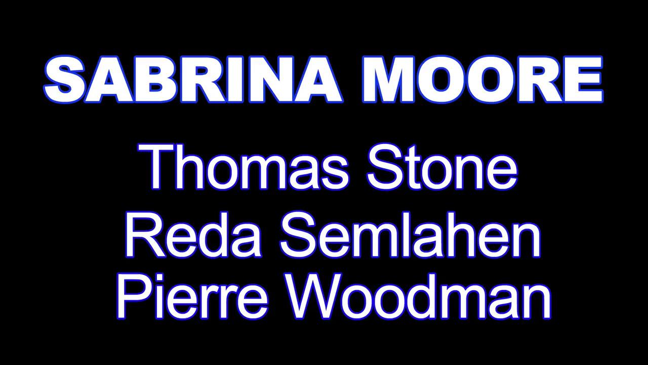 Вроде бы Sabrina Moor не давно начинала карьеру, а уже трахается с тремя