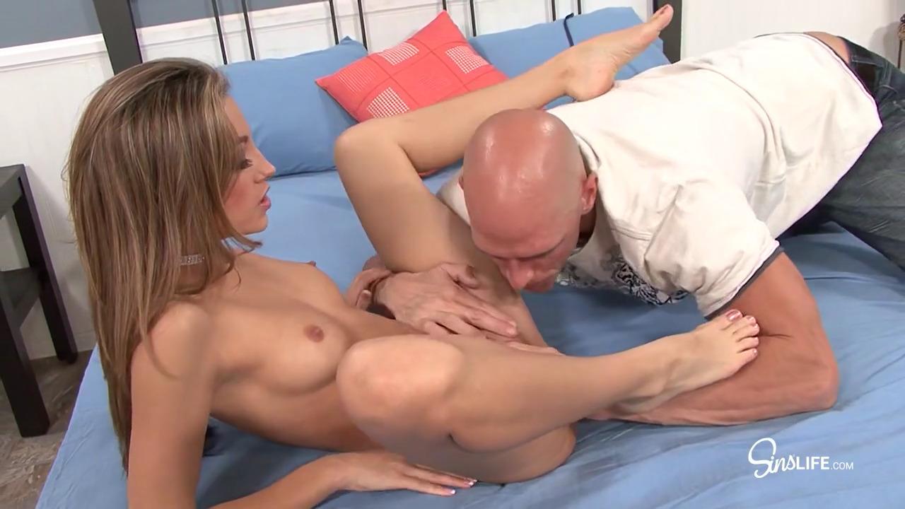 Фут фетиш секс с Jenna Haze