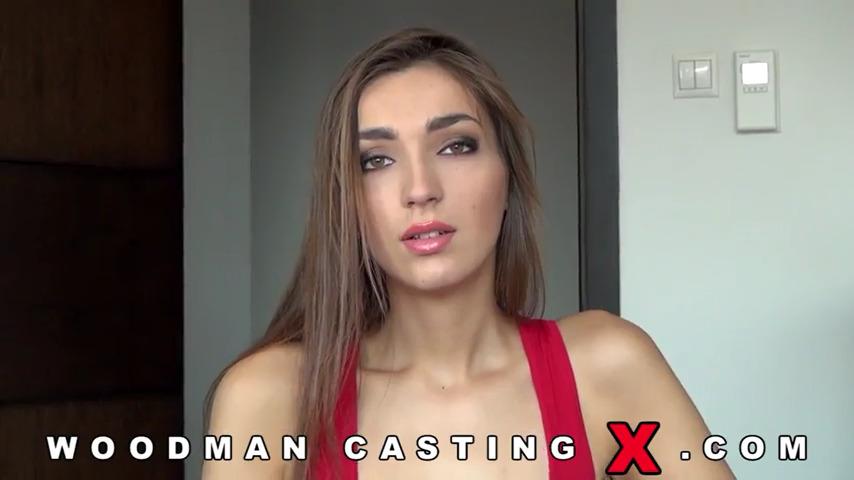 Кастинг и трах Вудманом русской модели Natasha Glide