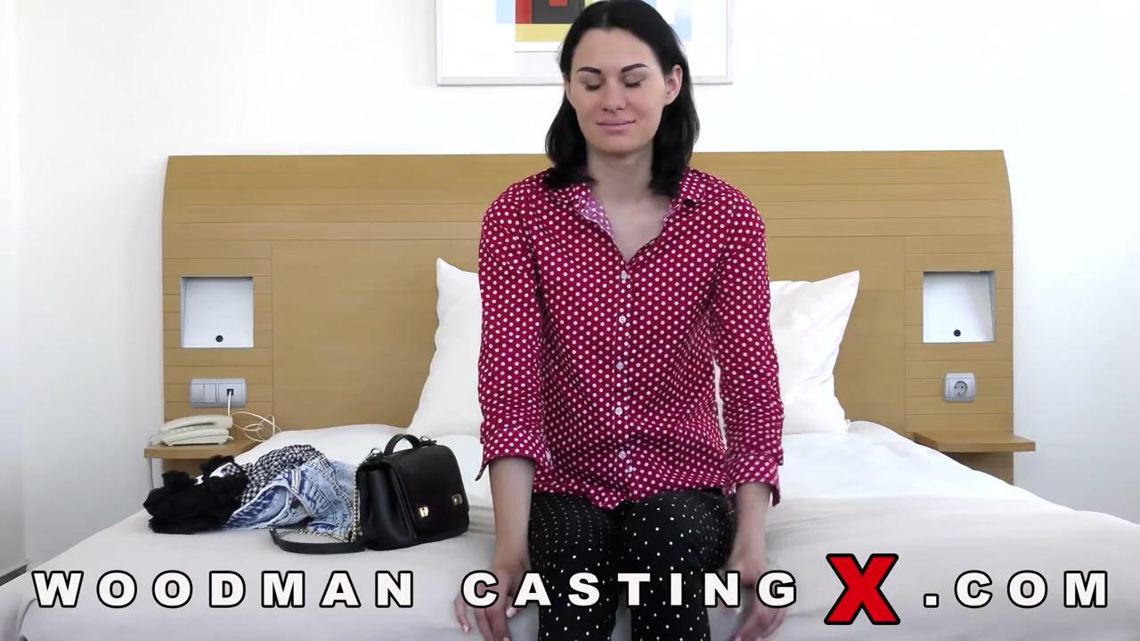 Русская модель Nikki Stills у Вудмана