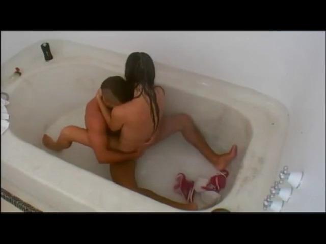 Любительский секс на скрытую камеру